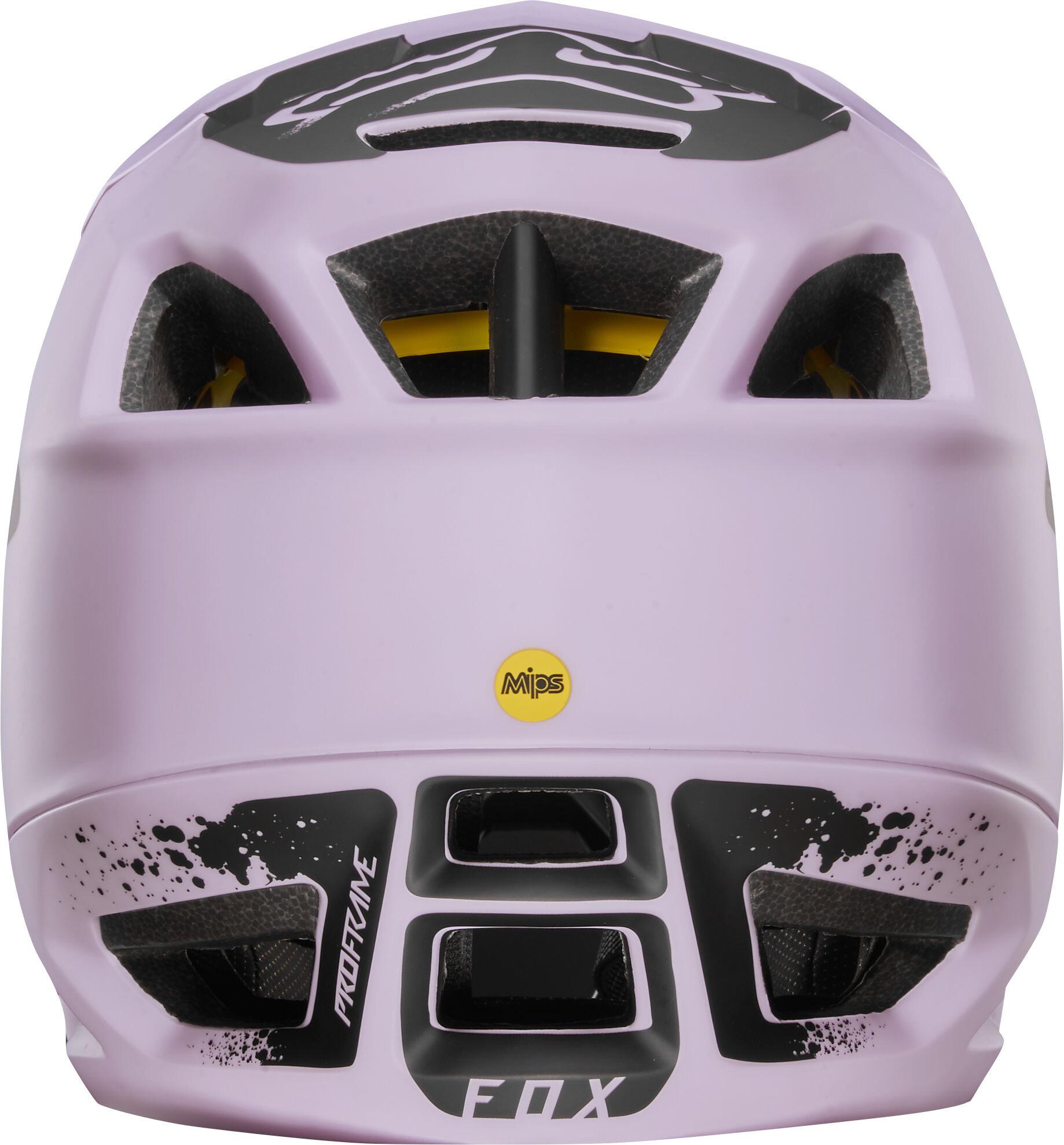 Fox Proframe Mink - Casco de bicicleta Mujer - rosa  f1fccdcd42d